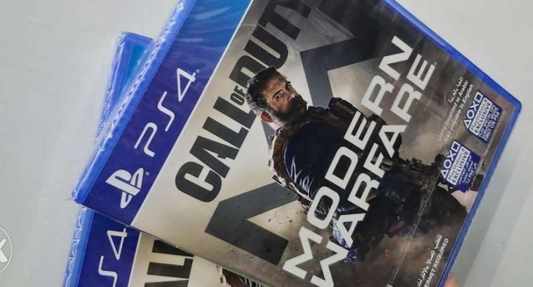 ps4 games like new
