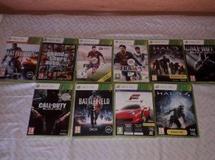 Xbox 360 original disks