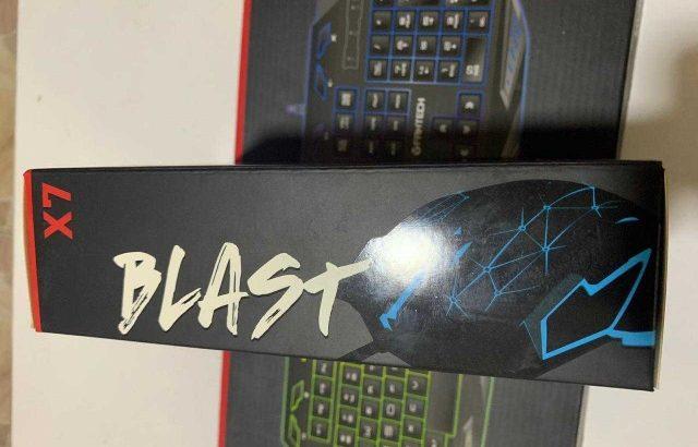 Fantech x7 blast gaming mouse