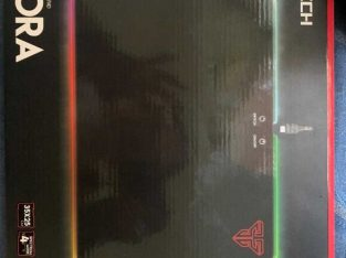 Fantech aurora gaming mouse pad rgb