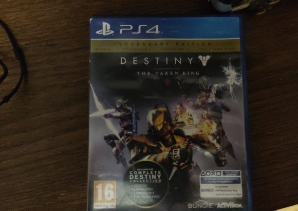 destiny + naruto ultimate ninja storm 4