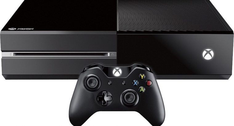 Xbox One 500GB + Original Controller + 6 Games