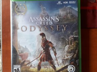 assasin's creed odyssey xbox one