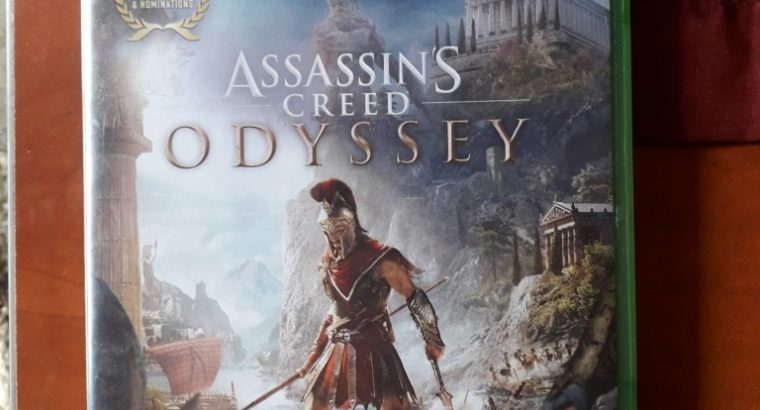 assasin's creed odyssey xbox one