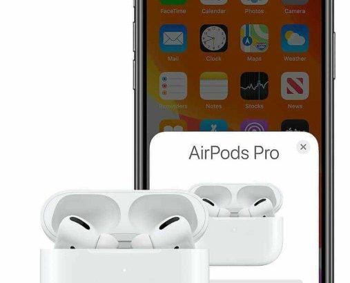 AirPods Pro original copy A