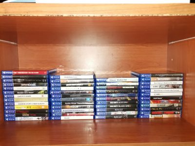 Used games for sale or trade delivery available 81375695