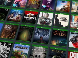 Find all your XBOX needs and (Digital Downloads)