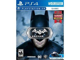 Batman: Arkham VR PS4 PS5