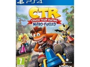 Crash Team Racing Nitro-Fueled PS4 PS5