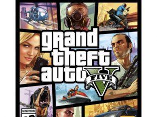 Grand Theft Auto V PS4 PS5