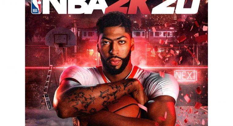 NBA 2K20 PS4 PS5
