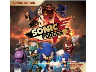 SONIC FORCES Digital Bonus Edition PS4 PS5