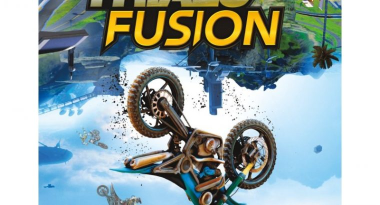 Trials Fusion PS4 PS5