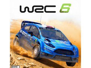 WRC 6 PS4 PS5
