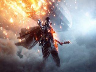 Battlefield 1+ uncharted