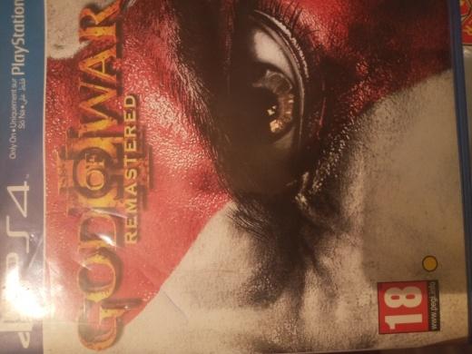 god of war 3 & 4
