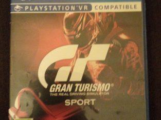 PS4 grandtourismo