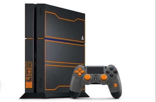 PS4 FAT 860 GB Limited Edition MINT CONDITION
