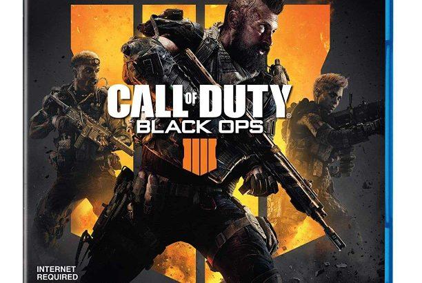 Call of duty black ops 4PUBG