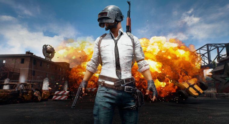 PlayerUnknown's Battlegrounds