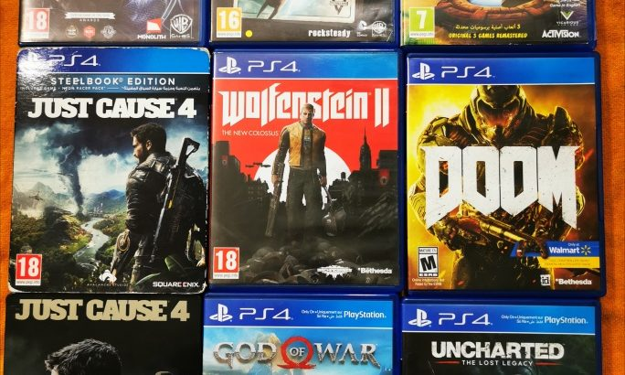 Ps4 Games for sale or trade
