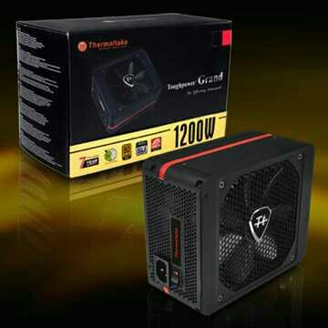 power supply thermaltake 1200 w gold grand