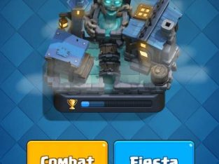 Acount clash royale 3700 trophée