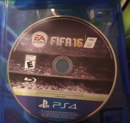 Cd Mad Max w Fifa 16 lal be3