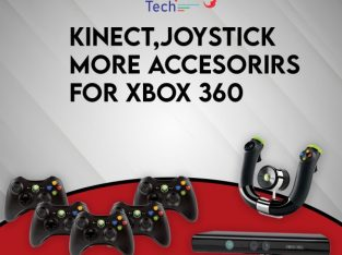 xbox 360 consoles and controller