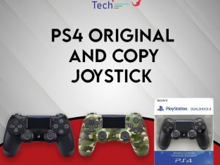ps4 consoles and controller