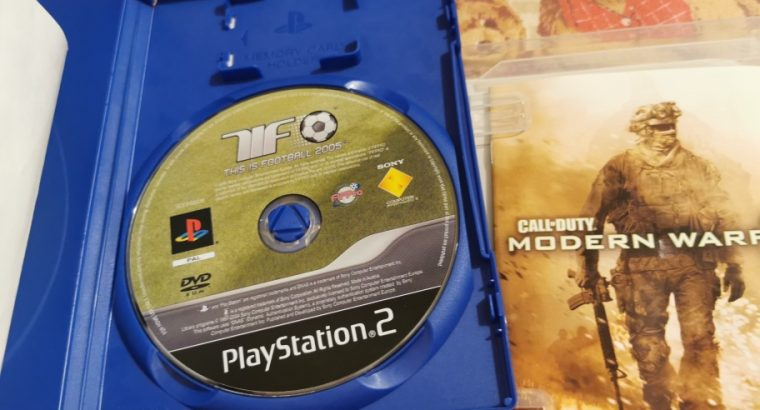 CD PS3-PS2-PC-DVD( 7 CD ONLY – 490 LL /45$