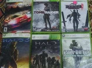 Trade or sale original games