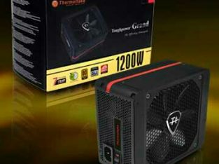power supply thermaltake 1200w gold grand