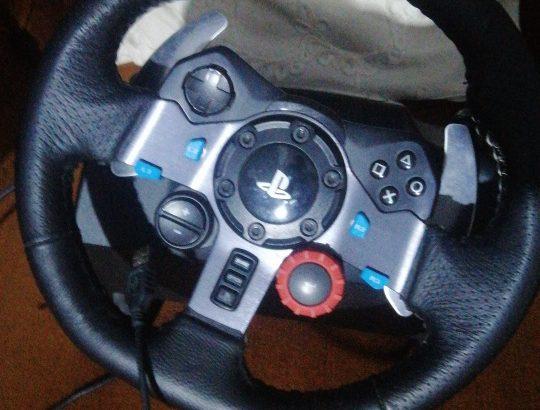 steering weel logitech g29