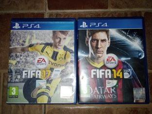 FIFA 17/FiFA 14