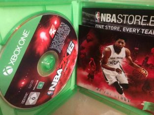 NBA 2K 16 for Xbox 1S