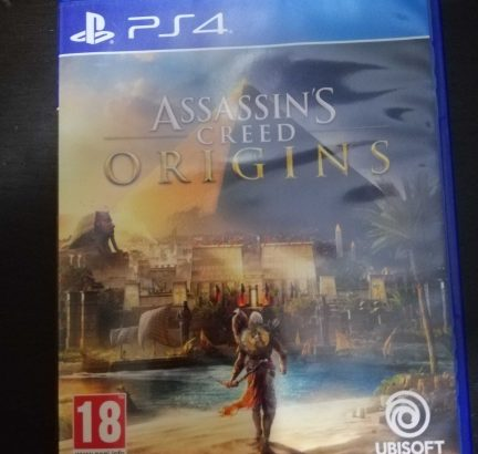 Assassin's creed origins for sell or trade on gta5