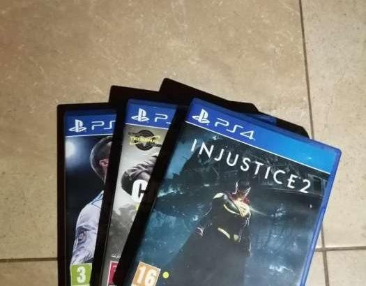 injustice 2 legendary edition + fifa 18 trade on rdr 2