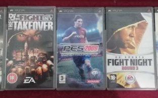 Psp cd games