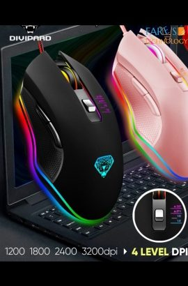 gaming mouse for pc and ps4