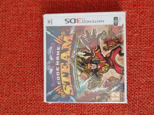 New 3DS Game: Codename STEAM