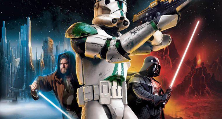 STAR WARS Battlefront 2 (2005)