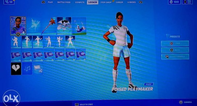 fortnite account for sale and I help you with the price in lebanon