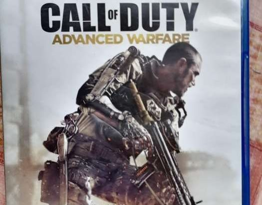 Fifa 15 + cod advanced warfare