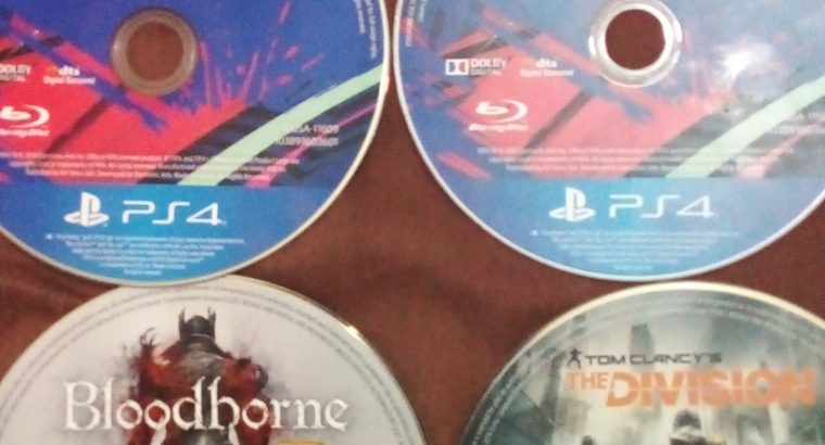 TOM CLANCY THE DIVISION 20$ FIFA 20 15$ FIFA 19 8$ Blood borne 10$