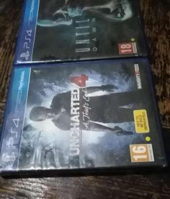 PS4 2016 GAMES