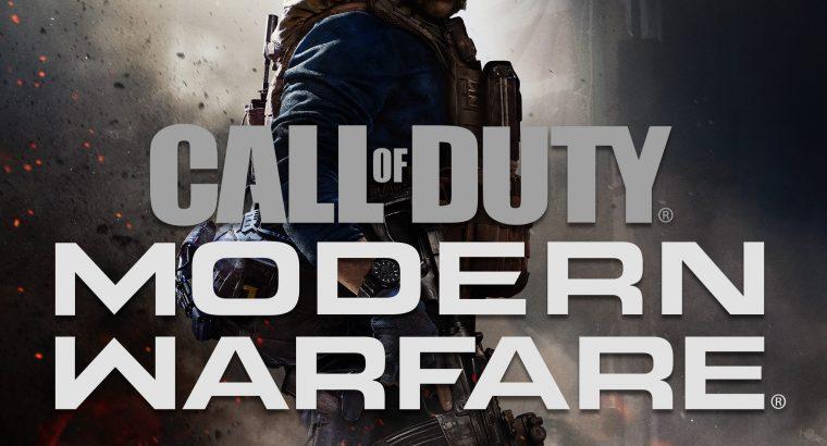 modern warfare for 300.000 LB