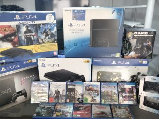 ps4 with warranty starting 180$