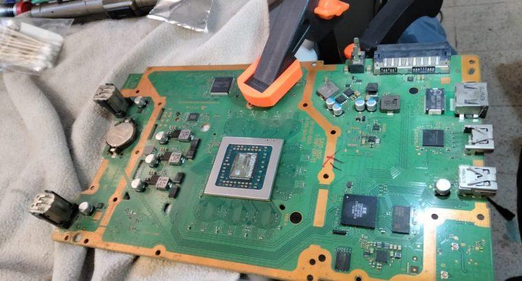 repair ps4 & controler