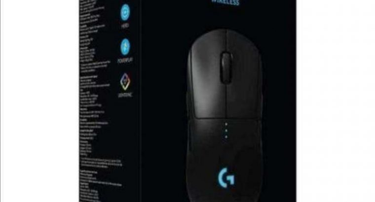 Logitech g pro wireless for sale for only (50$)
